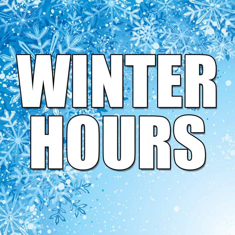 Winter Hours Title